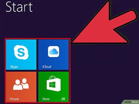 windows 8 1 bureau 7 ères de utiliser windows 8 wikihow