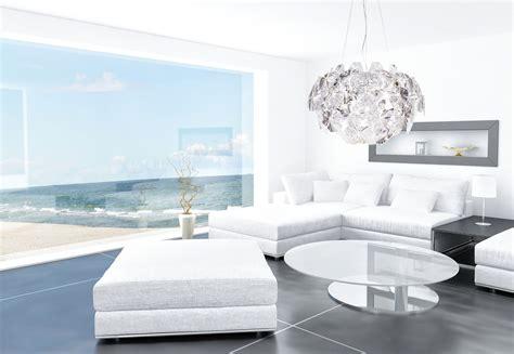 Illuminazione Salotto Moderno by Ladari Soggiorno Idee E Consigli