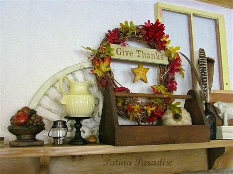 Decoration Ideas: Fall Decorating Ideas For Tables And Mantels