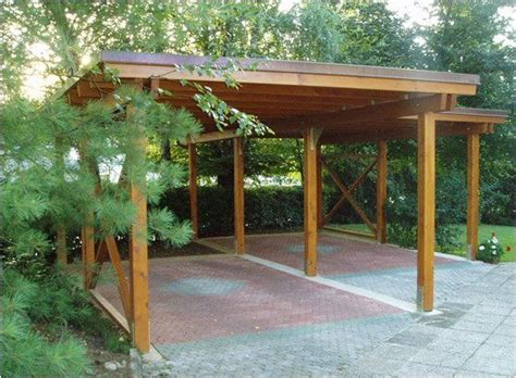 Wooden Car Ports by Best 25 Carport Designs Ideas On Carports And