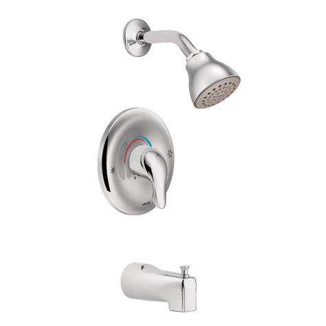 moen  chateau tub  shower faucet set  moens