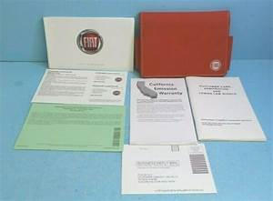 18 2018 Fiat 500  500c Owners Manual  User Guide