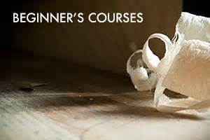basic woodwork courses furniture making  beginners