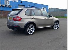 BMW X5 30 SD 7 SEATER RIGHT HAND DRIVE