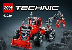 Lego Technic Pick Up : bauanleitungen lego technic 42029 pick up truck ~ Jslefanu.com Haus und Dekorationen