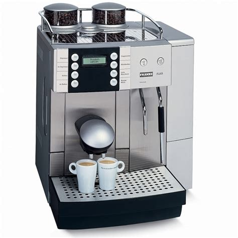 Franke Flair Coffee Machine   Espresso Beverages from Beans