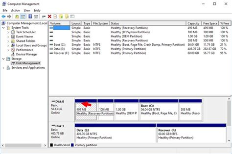 fix disk controller the current active partition is compressed app co