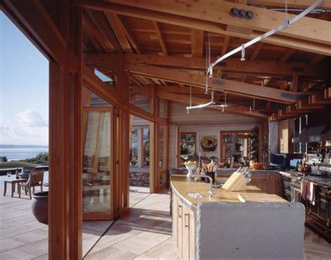 Indoor Outdoor Kitchen Design Inspirations  Colorado Real