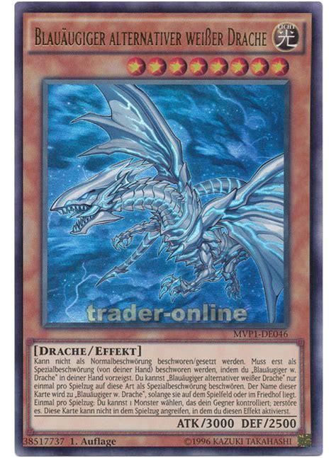Blauäugiger Alternativer Weißer Drache Traderonlinede