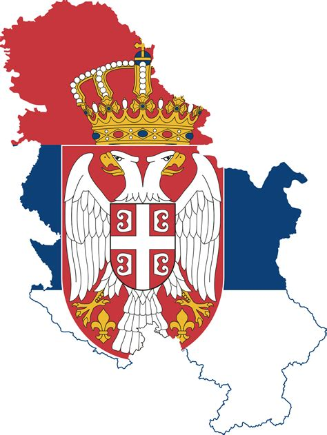 File:Flag map of Serbia (without Kosovo).svg - Wikimedia ...