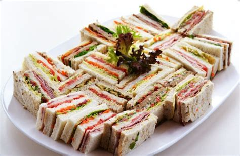 Cocktail Sandwich Platter  It's A Party! Pinterest
