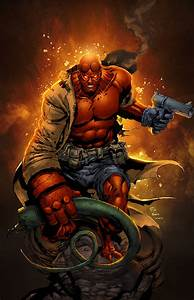 Hellboy by SeanE on DeviantArt