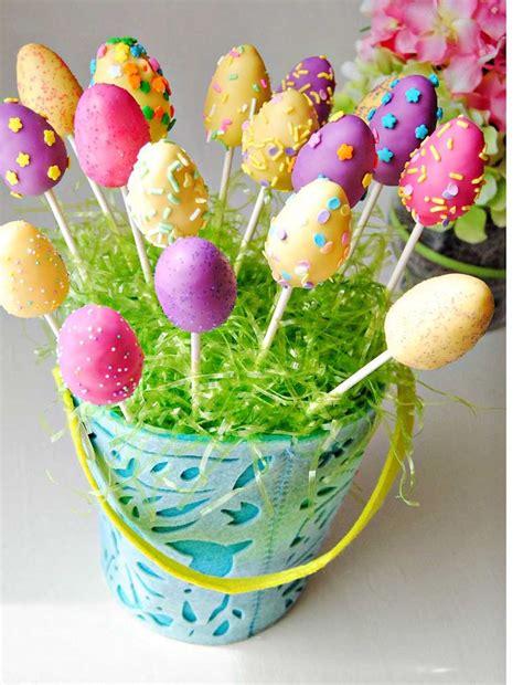 easter cake pops easter egg cake pops spring has sprung pinterest