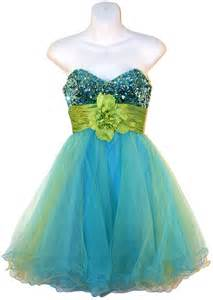 gallery for gt 15 dresses lime green and blue