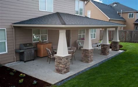 High Quality Patio Extension Ideas #3 Patio Roof Extension