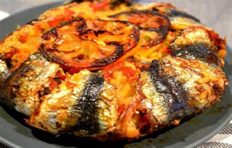 sardine mechwi au  recette ghizlane