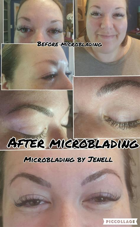 Hair Implants Thurston Ne 68062 Jenell Arnold Creates Chic And Bold Brows At Touché