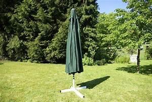 Sonnenschirm 4m Durchmesser : sonnenschirm 4m gr n mit kurbel alu gestell kaufen bei belan gmbh ~ A.2002-acura-tl-radio.info Haus und Dekorationen