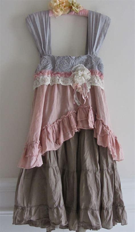 French Les Miserablesparisian Dress Boho Cottage Chic