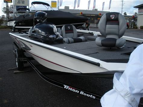 Triton Boats Dealers In Tennessee by Triton Aluminum Boats For Sale In Tennessee