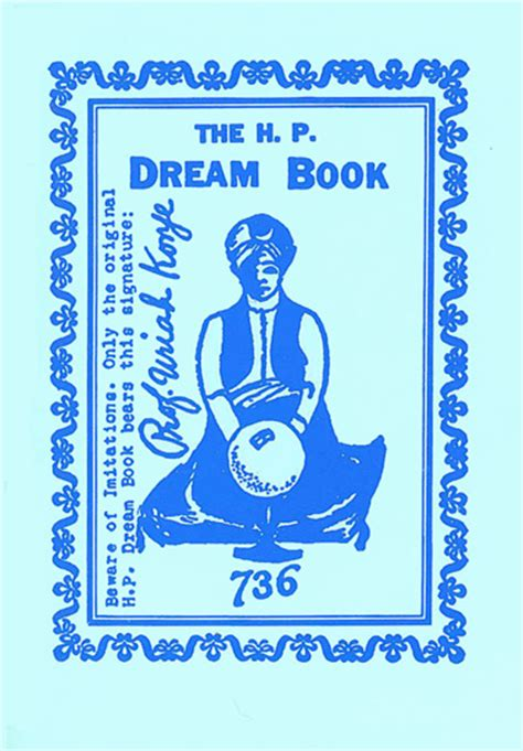Dream Books Of Numbers
