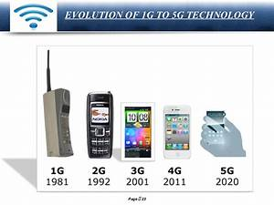 Presentation On 1g  2g  3g  4g  5g  Cellular  U0026 Wireless