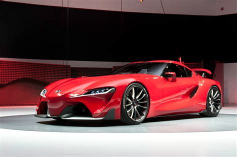 sports cars 2017 toyota ft 1 concept 2017 price fast car specifications