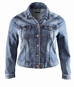 Denim Jacket for Large Women from Hu0026M 2018