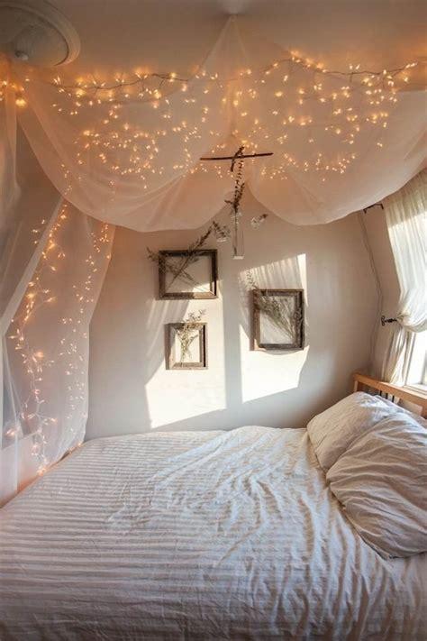 cheap string lights decor  making  bedroom cozy