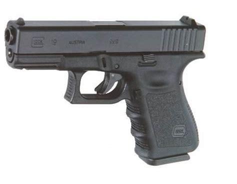 Pistola Glock 19 Compact Calibre 9 Mm Parabellum