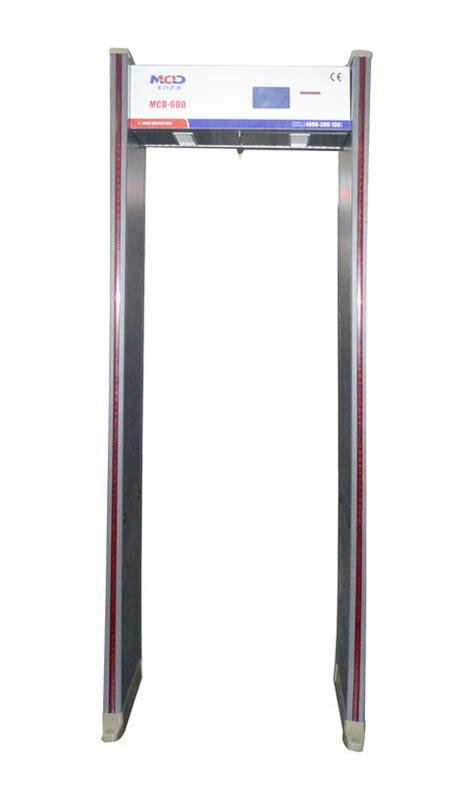 Full Body Scanning Archway Metal Detector Door Walk Thru