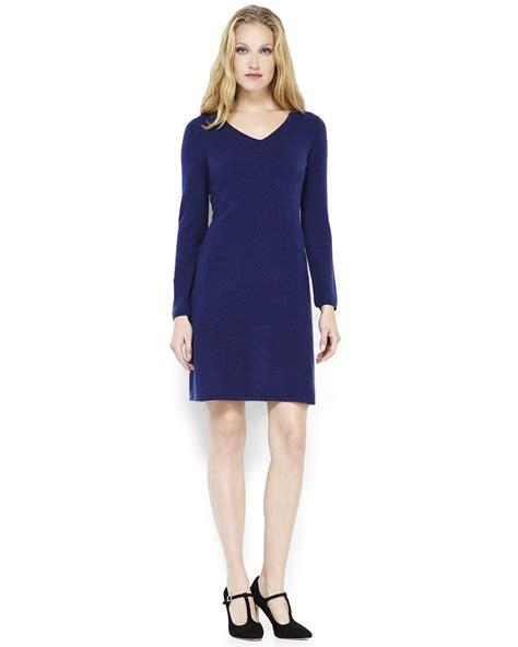 navy sweater dress sofia navy sweater dress in blue navy