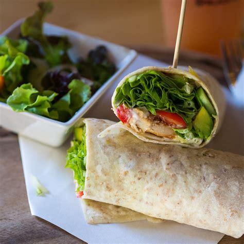 Wrap (food) Wikipedia