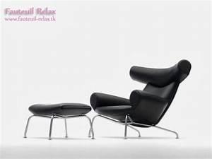 Fauteuil Relax Design Contemporain : articles de fauteuil relax tagg s fauteuil boeuf design scandinave les meilleurs des ~ Teatrodelosmanantiales.com Idées de Décoration
