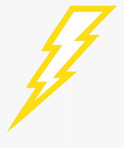 Lightning Bolt Zeus Clipart Clipartkey