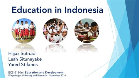 country  education  indonesia