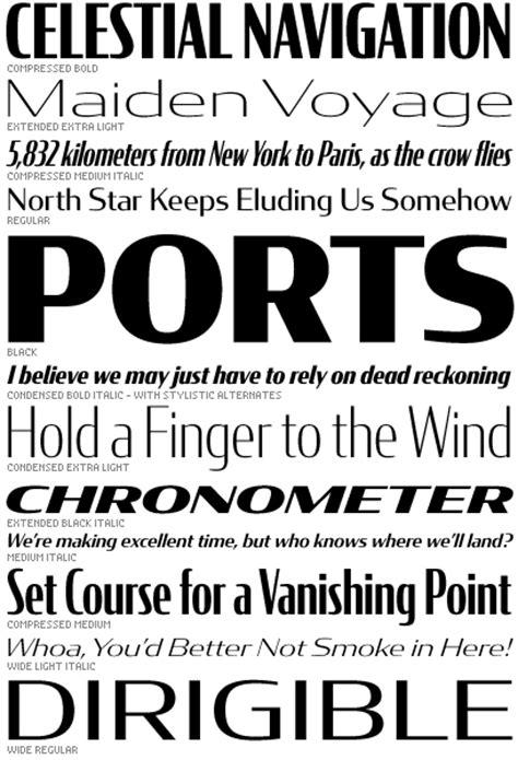 font bureau fonts font bureau fonts condor