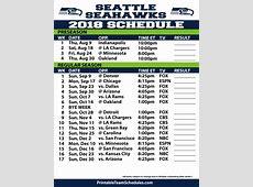 NFL Football Schedule 2016 2017 Season Schedule