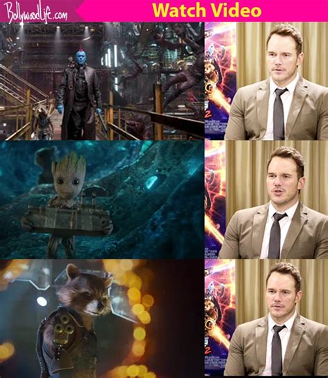 Check Out Chris Pratt's Amazed Reaction On Watching