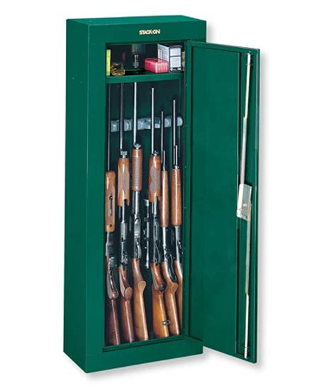Stack On Security Cabinet 8 Gun by Stack On Gun Security Cabinet 8 Gun L L Bean