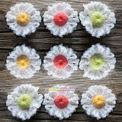 fiore all uncinetto 20 originali lavori all uncinetto da fare questa estate