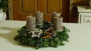 Weihnachtsdeko Ideen Selbermachen : adventskranz selber basteln mit dehner youtube ~ Orissabook.com Haus und Dekorationen