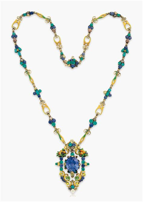 louis comfort tiffany ls the exotic jewels of louis comfort tiffany christie 39 s