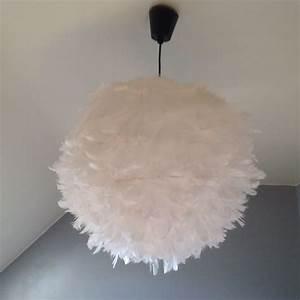 Lustre En Plume : lustre plume maison lampes pinterest ~ Teatrodelosmanantiales.com Idées de Décoration