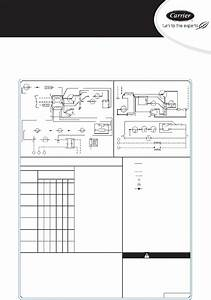 Carrier 24abc6 Air Conditioner Wiring Diagram Pdf View  Download