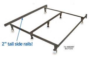 King Bed Frame Metal by Metal Bed Frames