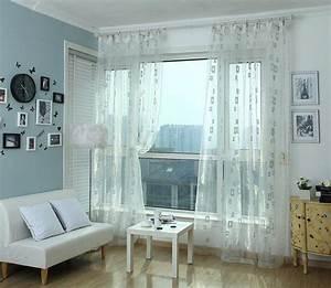 Beautiful Ikea Modern Curtain Window Screening Balcony