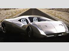 Lyons LM2 Streamliner hypercar concept finally arrives in