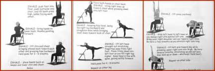 chair yoga chair yoga pinterest