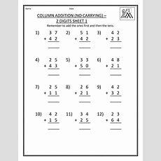 Addition Worksheets For Grade 1  Activity Shelter